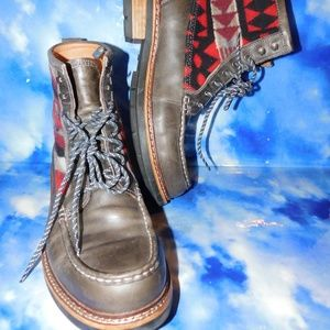 Pendleton X Clarks Ottawa Mens Boots